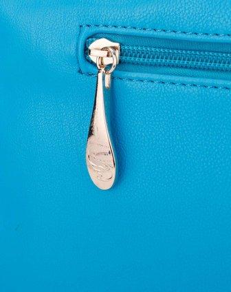 女款天蓝/白色豆蔻年华系列手提包