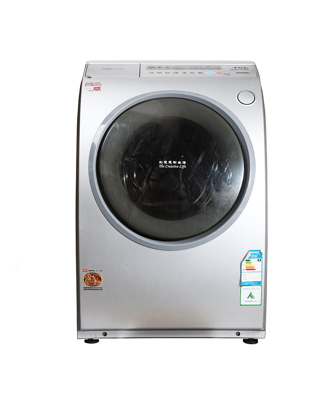 tcl电器滚筒洗衣机6公斤多功能全自动程序xqg60-660s