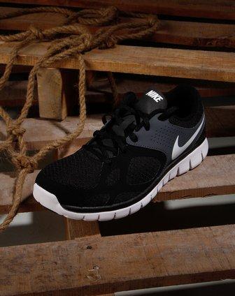 耐克nike-男子黑色跑步鞋512019-010