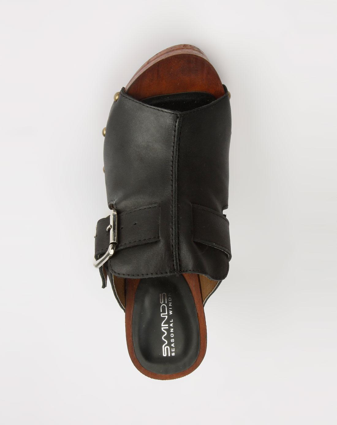 底凉拖鞋td720-1k01