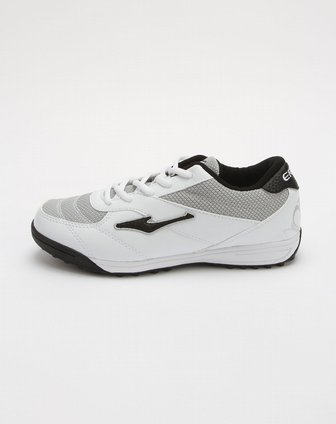 鸿星尔克erke男女鞋女款白/黑色时尚休闲鞋12117129