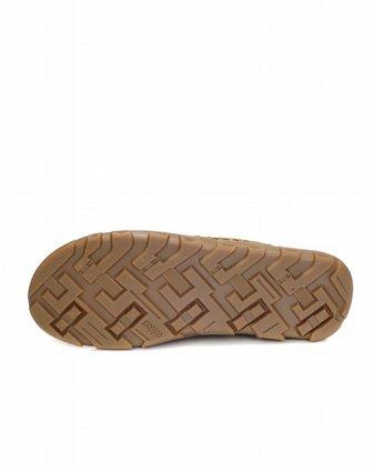 木林森mulinsen浅棕色休闲鞋2202977112