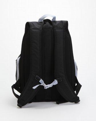 耐克nike男款黑灰色活力双肩背包ba4181-017