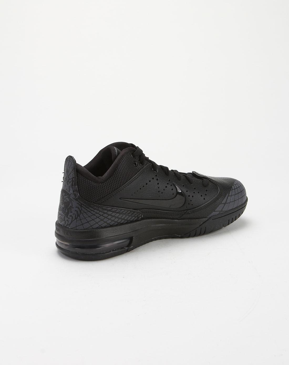 耐克Nike/男款黑色酷感经典款时尚篮球鞋456815/001_唯品会