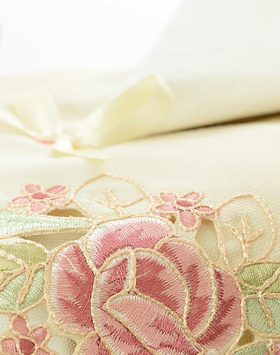 乐巢lovhome家居用品专场欧式立体刺绣华丽玫瑰纸巾