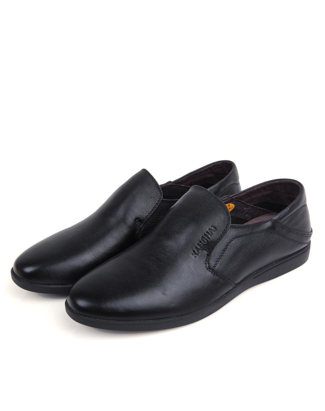 牛皮单鞋33333-5111