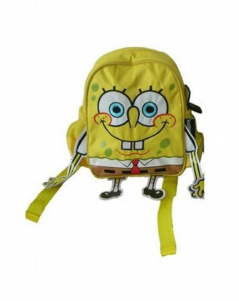squarepants儿童时尚小背包sb-b