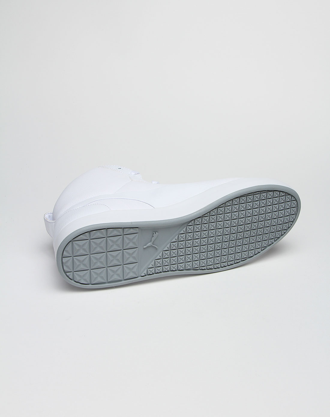 彪马PUMA男款白色简约时尚篮球鞋35370103_唯品会