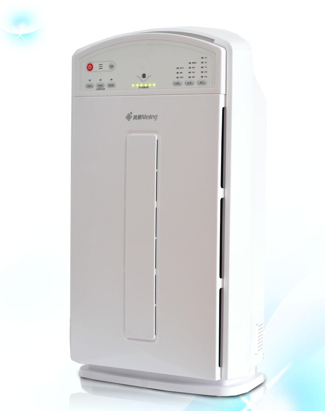 美菱meiling电器负离子空气净化器kj-783